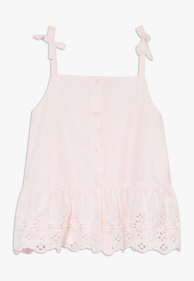 GIRL EYELET  - Bluse - cherry blossom