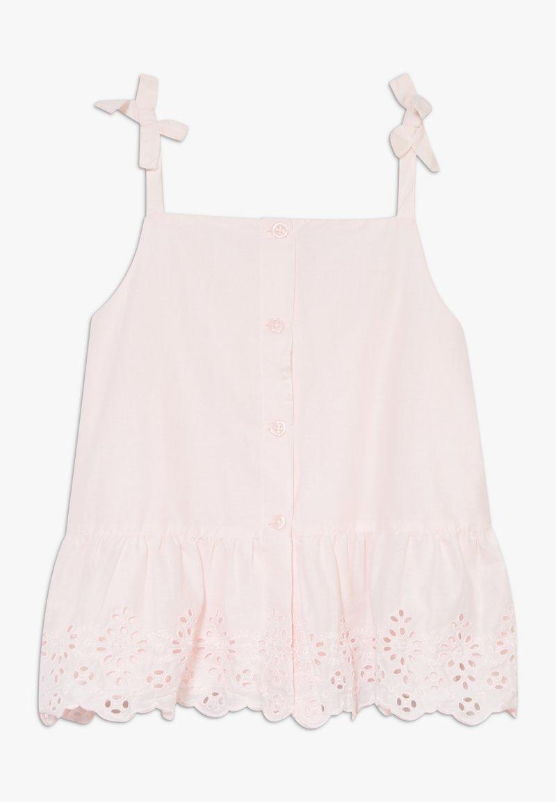 GAP - GIRL EYELET  - Blouse - cherry blossom