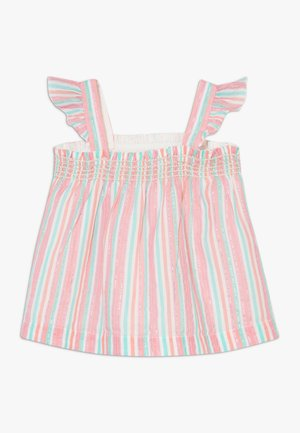 TODDLER GIRL SMOCK - Vestido informal - multicoloured