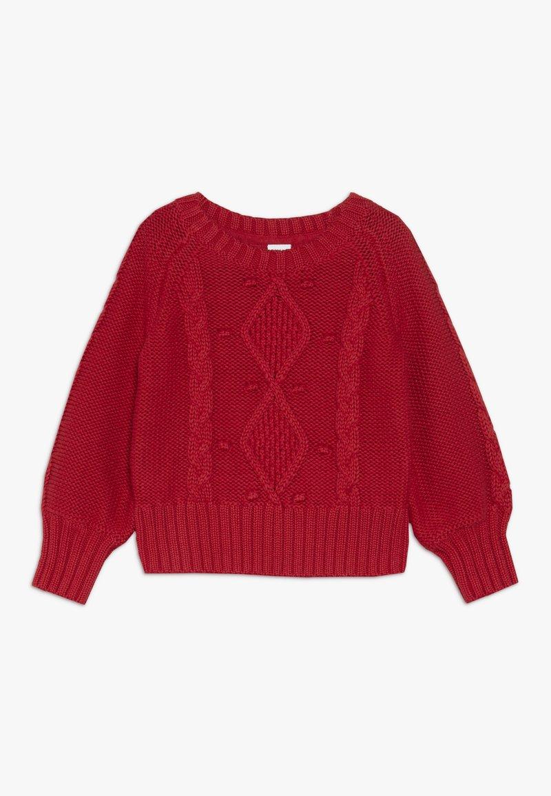 GAP - TODDLER GIRL  - Pullover - modern red
