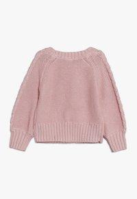 GAP - TODDLER GIRL  - Jersey de punto - pink standard - 1