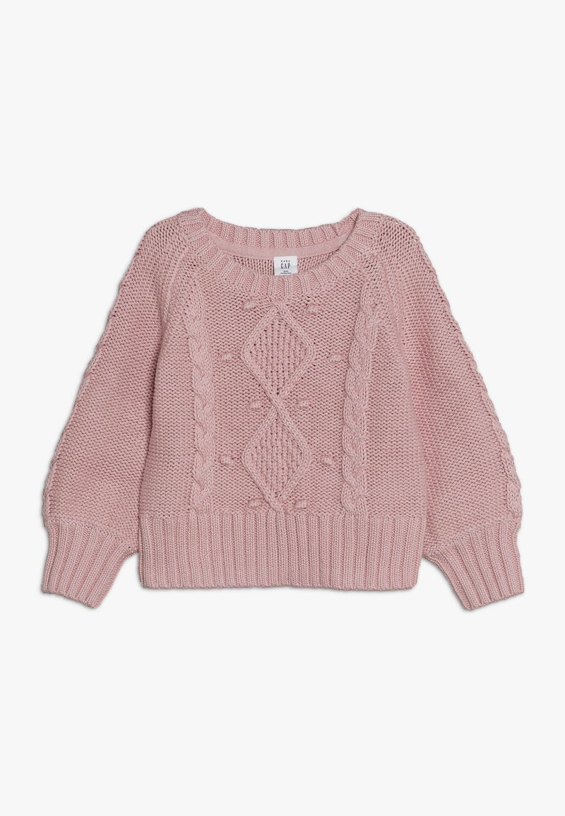 GAP - TODDLER GIRL  - Neule - pink standard