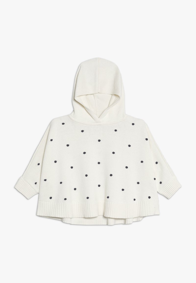 GAP - TODDLER GIRL BOBBLE  - Kapuzenpullover - ivory frost
