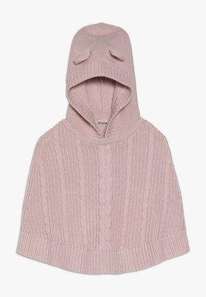 TODDLER GIRL  - Ponczo - pink standard