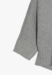 GAP - TODDLER GIRL PONCHO - Jersey con capucha - grey heather - 2
