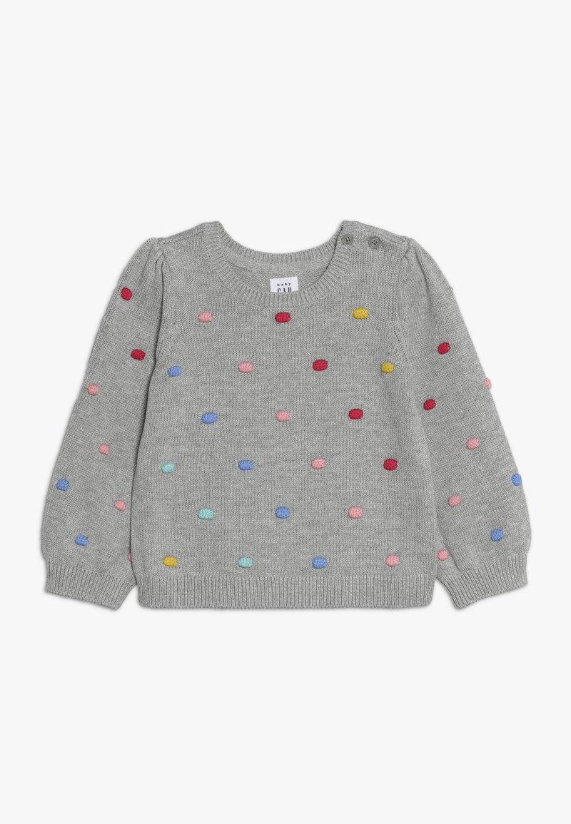 GAP - BABY - Trui - grey heather