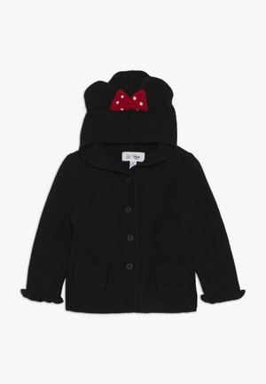 MINNIE MOUSE BABY - Gilet - true black