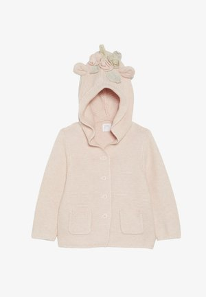 BABY - Kardigan - light pink heather