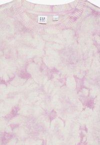 GAP - GIRL TIE DYE  - Svetr - pink - 4