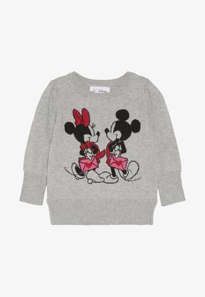 TODDLER GIRL LOVE - Pullover - grey heather