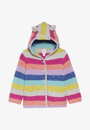 CRAZY GARTER BABY - Kardigan - multicolor