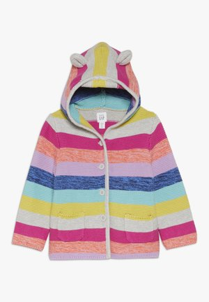 CRAZY GARTER BABY - Cardigan - multicolor