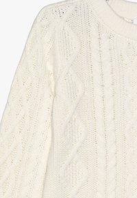 GAP - GIRL - Jersey de punto - ivory frost - 4