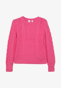 GAP - GIRL - Jumper - devi pink