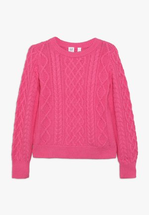 GIRL - Pullover - devi pink