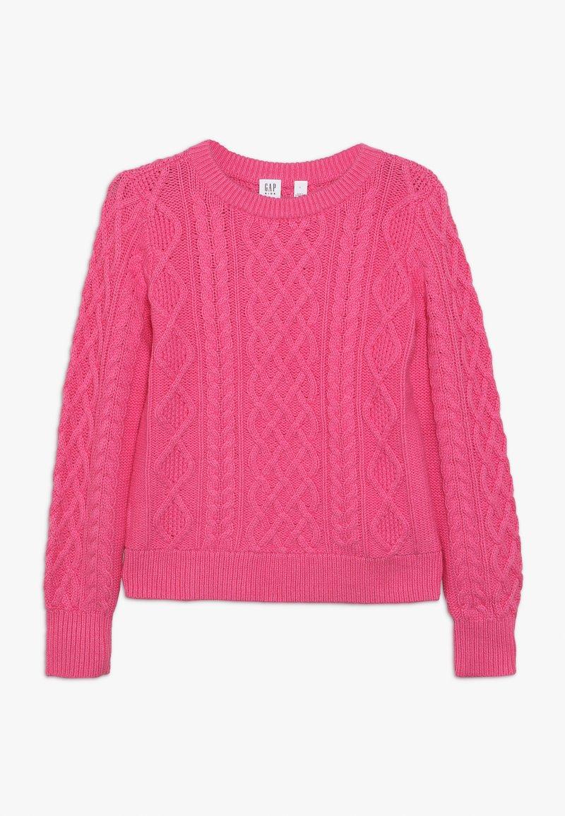GAP - GIRL - Pullover - devi pink