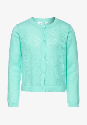 GIRL EASTER  - Cardigan - southern turquoise