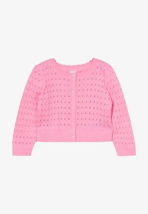 TODDLER GIRL  - Kardigan - neon impulsive pink