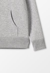 GAP - GIRLS ACTIVE LOGO HOOD - Jersey con capucha - heather grey - 2