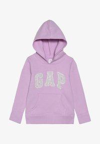 GAP - GIRLS ACTIVE LOGO HOOD - Hoodie - lavender - 3