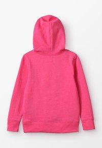GAP - GIRLS ACTIVE LOGO HOOD - Hoodie - pink - 1
