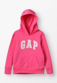 GAP - GIRLS ACTIVE LOGO HOOD - Hoodie - pink - 0