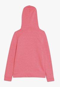 GAP - GIRLS ACTIVE LOGO HOOD - Hoodie - neon light pink - 1