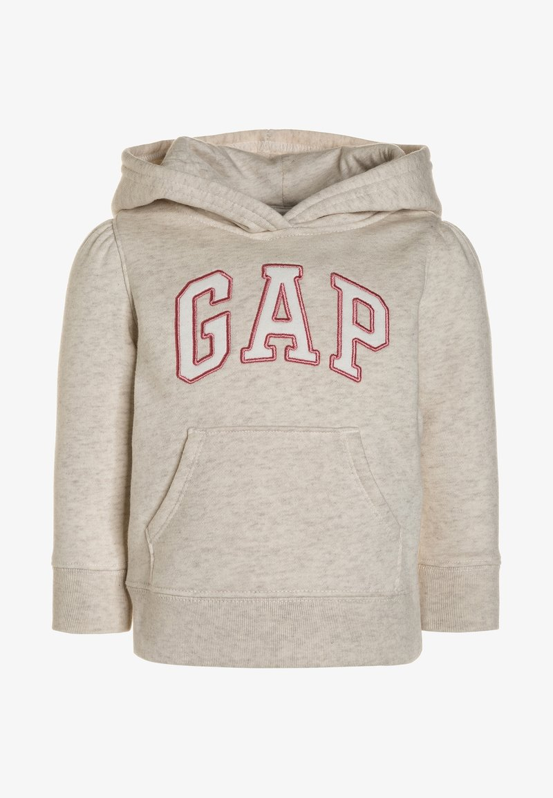 GAP - TODDLER GIRL ARCH POP  - Hoodie - heather grey