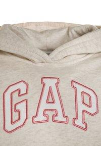 GAP - TODDLER GIRL ARCH POP  - Hoodie - heather grey - 3