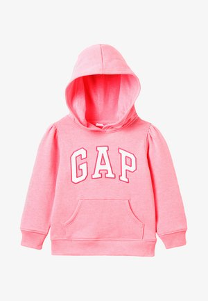 TODDLER GIRL ARCH POP  - Mikina s kapucí - pink pop neon