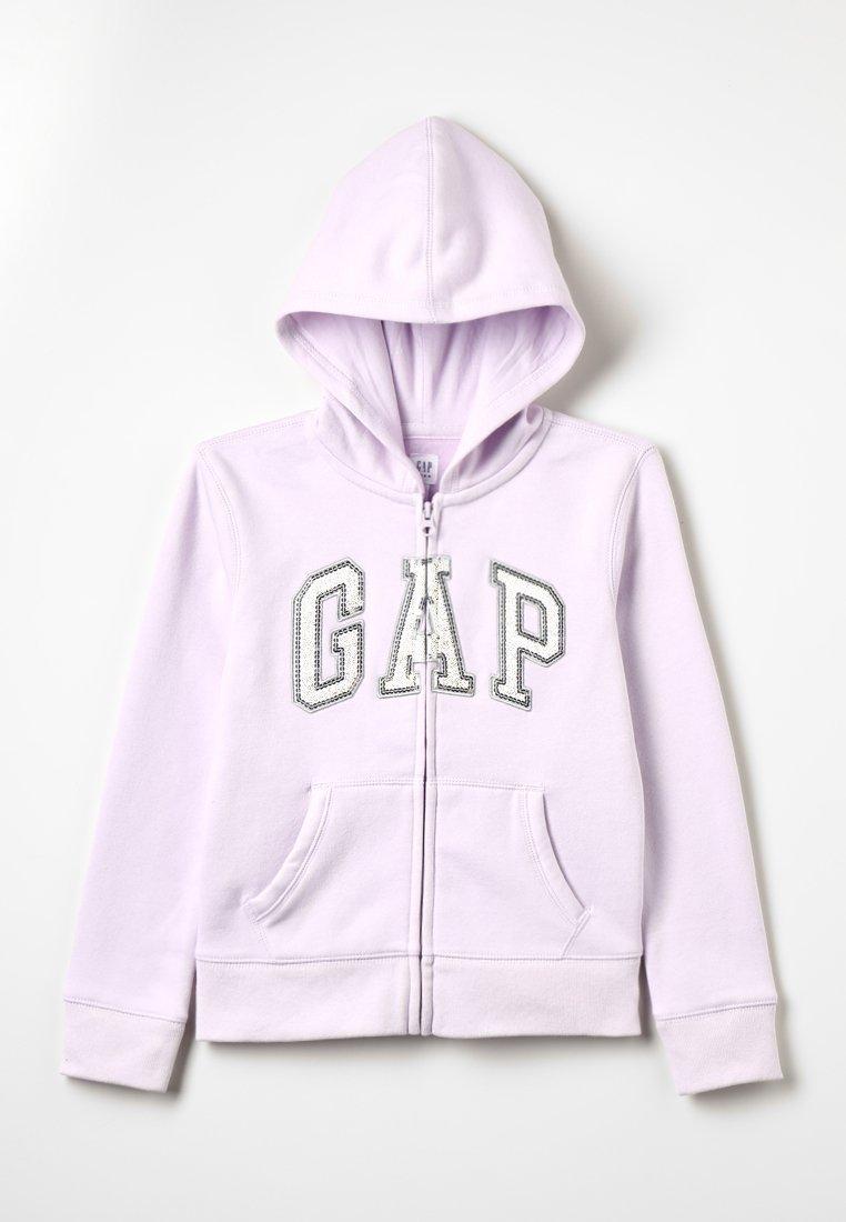 GAP - GIRLS ACTIVE LOGO - Sweatjacke - purple lilac