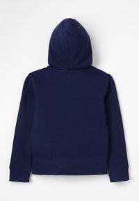 GAP - GIRLS ACTIVE LOGO - Zip-up hoodie - elysian blue - 1