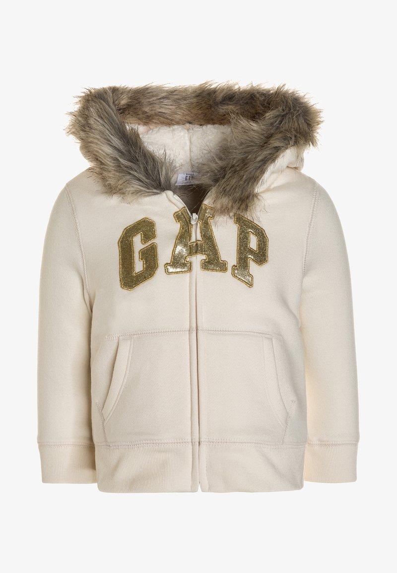 GAP - Light jacket - ivory frost