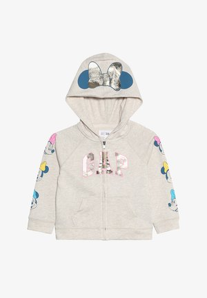 MINNIE MOUSE TODDLER GIRL - Bluza rozpinana - grey