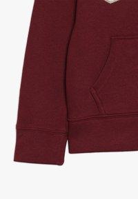 GAP - GIRLS LOGO  - veste en sweat zippée - light rosewood - 2
