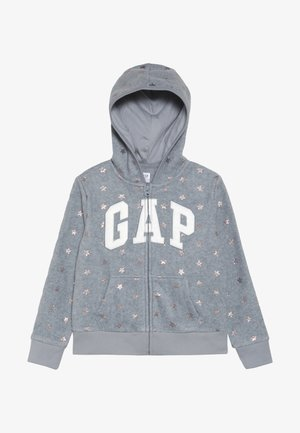 GIRL LOGO  - Fleece jacket - grey heather