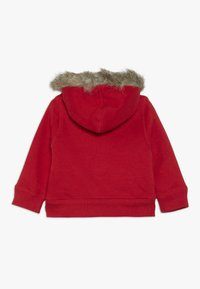 GAP - TODDLER GIRL LOGO  - Forro polar - modern red - 1