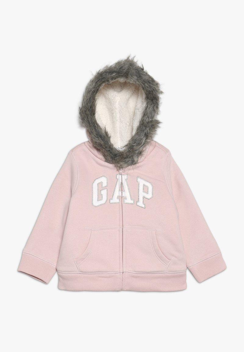 GAP - TODDLER GIRL LOGO  - Forro polar - icy pink