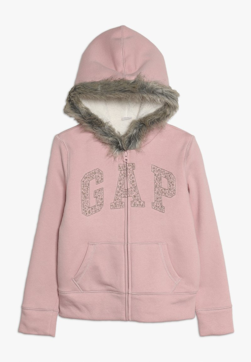 GAP - GIRL LOGO COZY  - Zip-up hoodie - pink standard