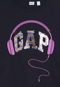 GAP - GIRL  - Sweatshirt - navy - 4