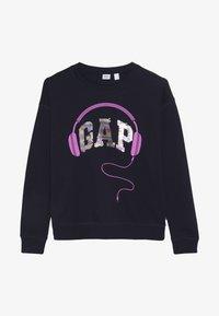 GAP - GIRL  - Sweatshirt - navy - 3