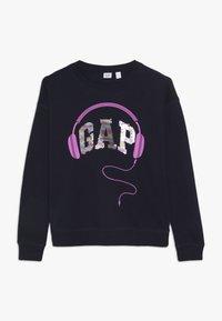 GAP - GIRL  - Sweatshirt - navy - 0