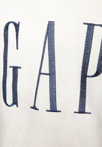 GAP - GIRL LOGO  - Mikina skapucí - ivory frost - 2