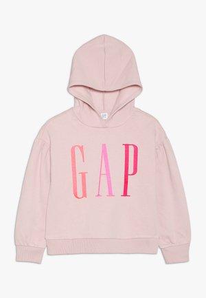 GIRL LOGO  - Hoodie - pink standard