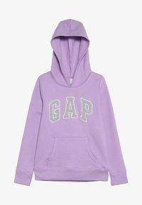 GAP - GIRL LOGO - Hoodie - purple orchidee - 2