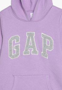 GAP - GIRL LOGO - Hoodie - purple orchidee - 3