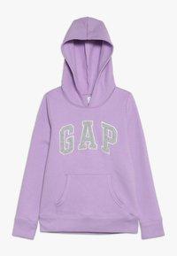 GAP - GIRL LOGO - Hoodie - purple orchidee - 0