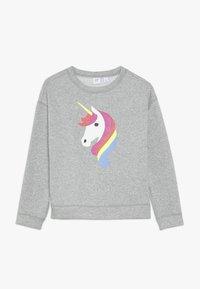 GAP - GIRL DOLMAN - Sweatshirt - grey heather - 0