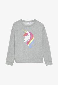 GAP - GIRL DOLMAN - Sweatshirt - grey heather - 3