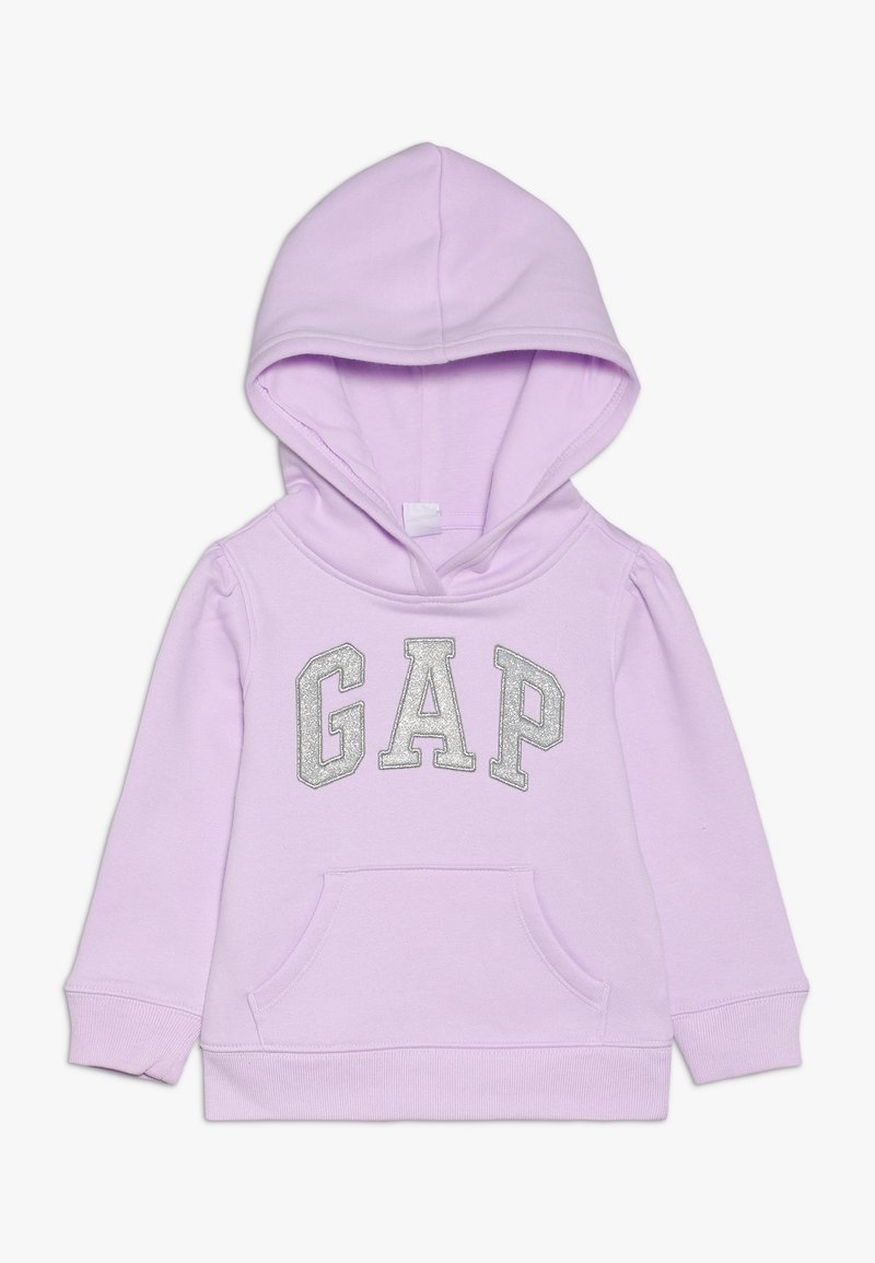 GAP - TODDLER GIRL LOGO - Hoodie - pale lilac